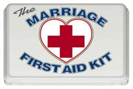Dr. Bryce Kaye's Marriage First Aid Kit
